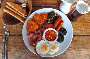 Full Irish Breakfast 1